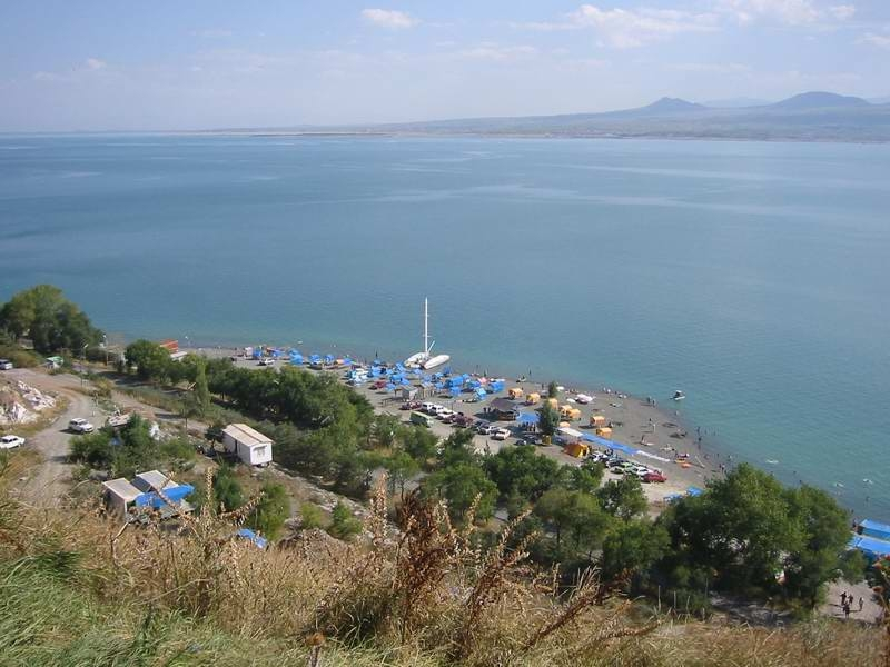 Озеро Севан, достопримечательность, Армения