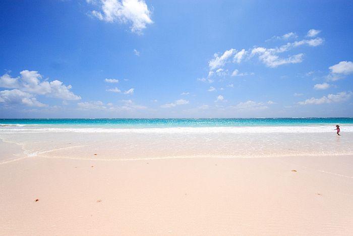 фото пляж песок