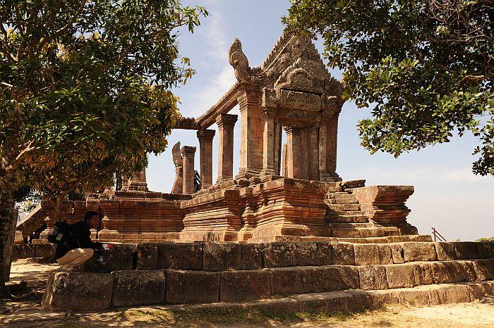 Храмы Ангкор и Преахвихеа - объекты Всемирного наследия ЮНЕСКО в Камбодже