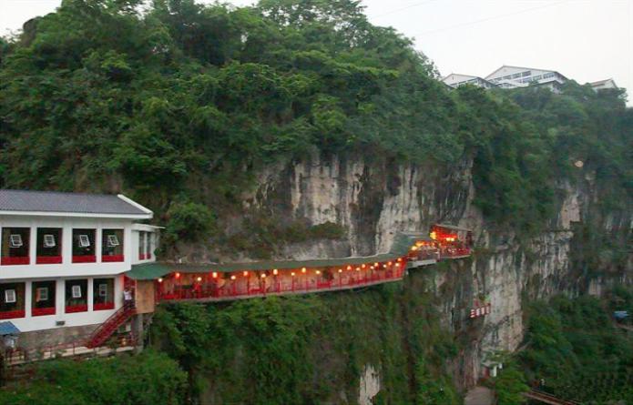 Ресторан Fangweng в Китае рекомендации