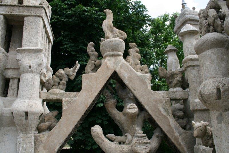 Замок Фердинанда Шеваля