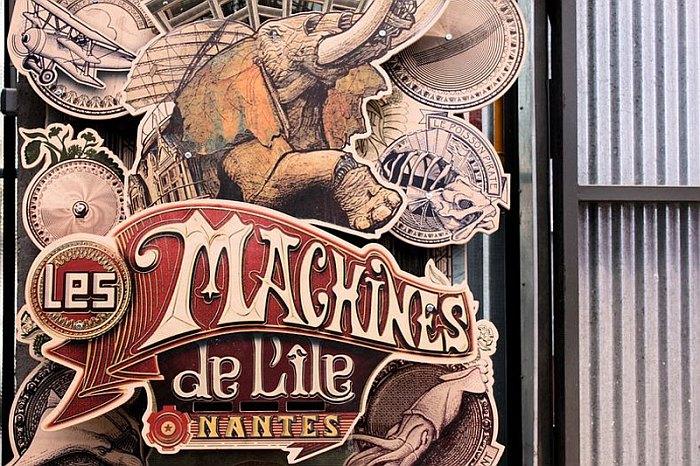 """Фантастические механические машины города Нант - """"Les Machines de l'Île"""""""