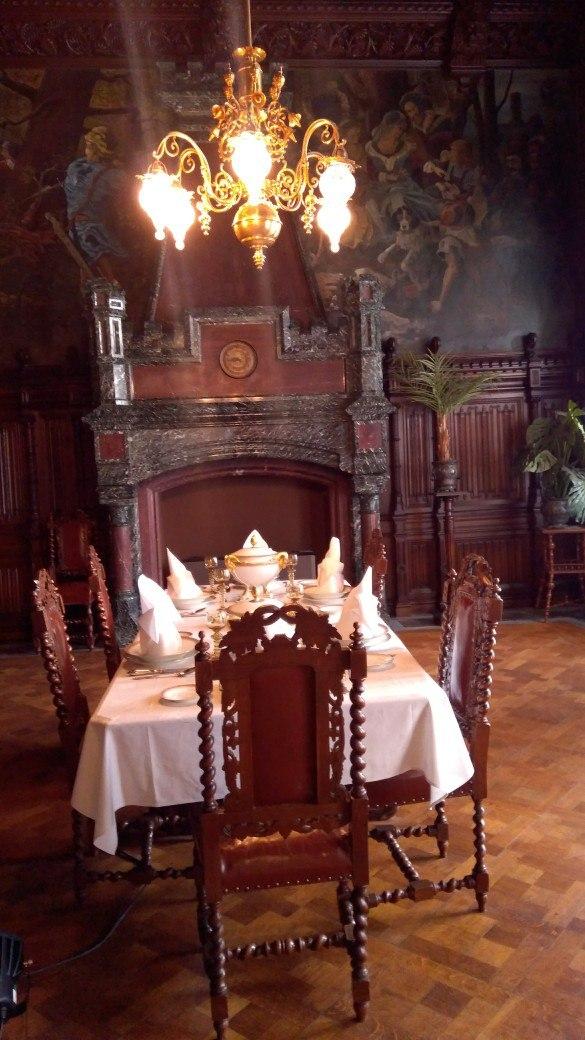 Таинственный замок Драхенбург, Кенигсвинтер, Германия