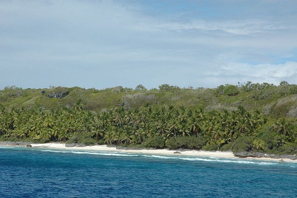 Остров Хендерсон - самый загрязненный необитаемый остров в мире