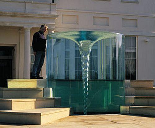 "Фонтан-водоворот ""Харибда"" (Charybdis), Сандерленд, Великобритания"