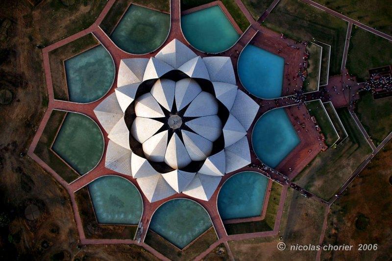 фото храм лотоса