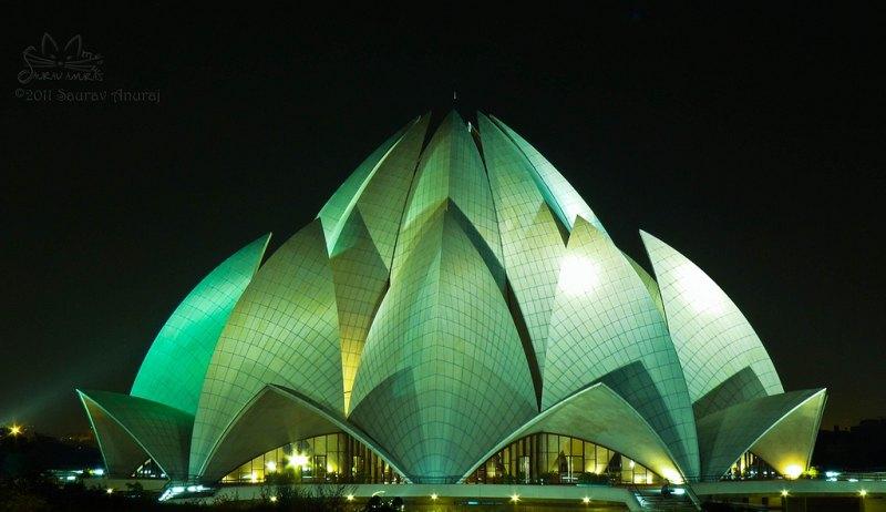 Храм Лотоса (Нью-Дели, Индия)