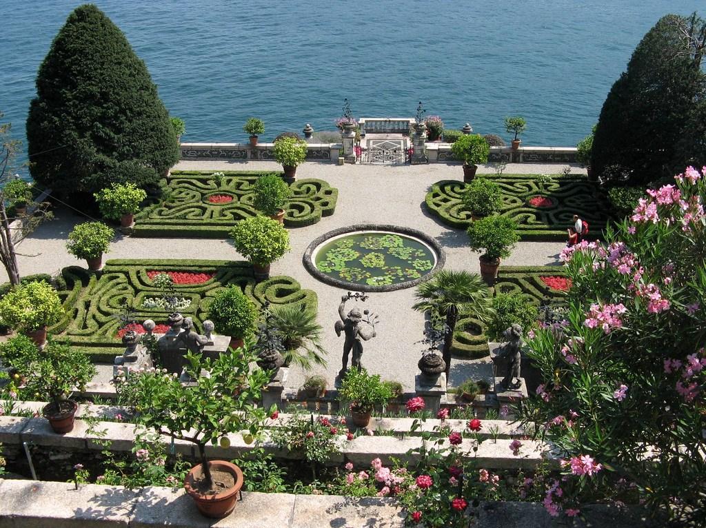 Остров Белла, Италия, Борромейские острова