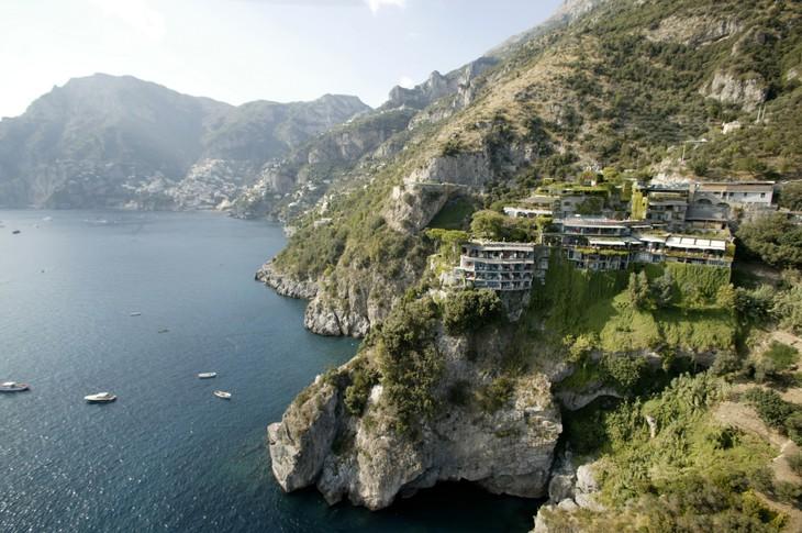 Отель Il San Pietro di Positano 5, отель с лучшим видом в мире, Позитано, Италия