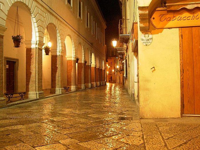 Город Сант'Агата-де'-Готи (Sant'Agata de' Goti), Италия