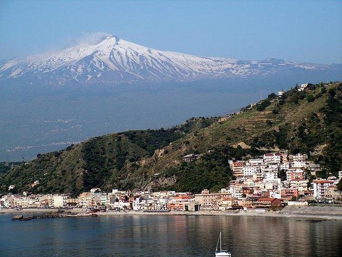 Таормина (Taormina), Сицилия, Италия