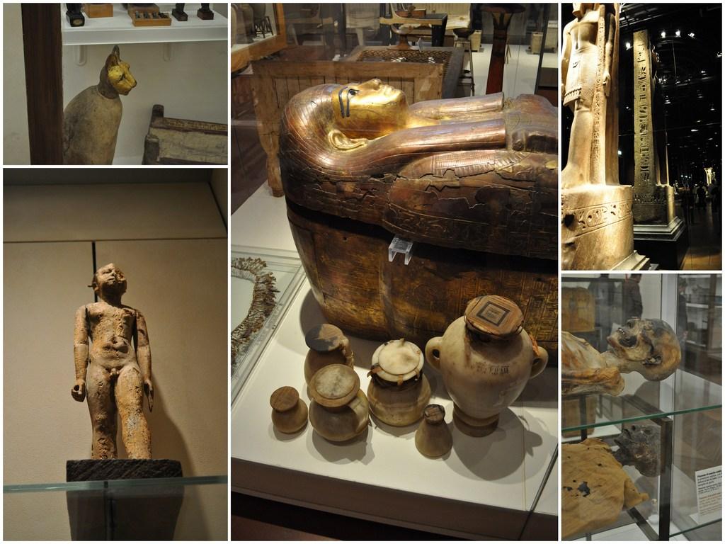 Турин, Египетский музей