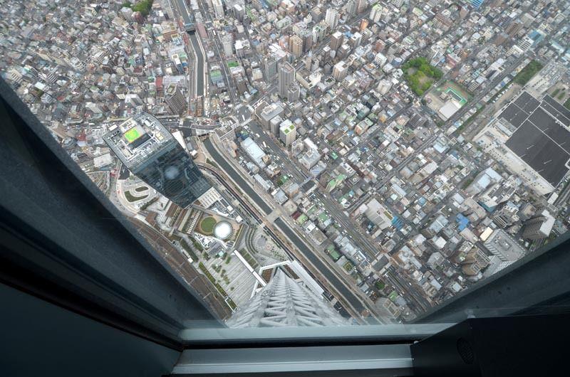Самая высокая в мире телебашня «Небесное дерево» (Tokyo Skytree), Токио, Япония