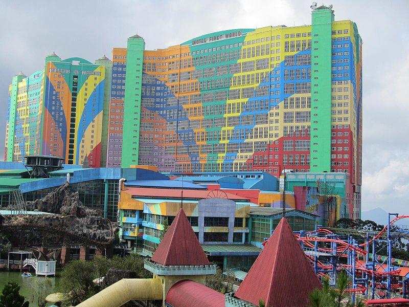 Добраться из куала лумпура до отеля
