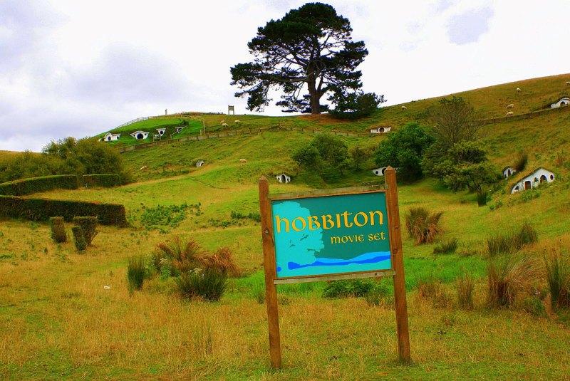 новая зеландия властелин колец
