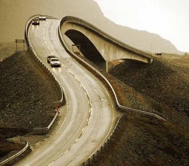 Мосты мира сторсезандетский мост
