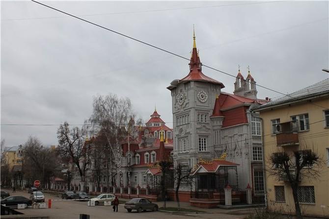 «Обыкновенное чудо», волшебная школа №5, Йошкар-Ола, Россия