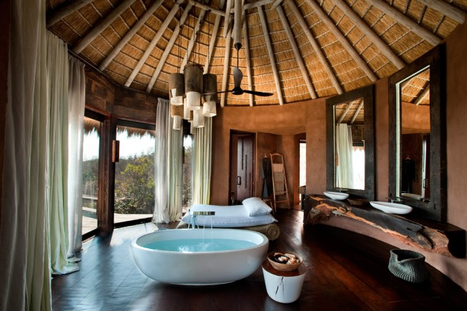 Leobo Private Reserve - сказочная вилла для отдыха в провинции Лимпопо, ЮАР