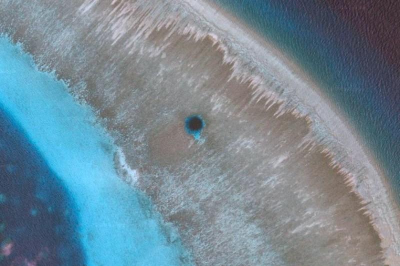 В Китае был найден самый глубокий в мире природный колодец