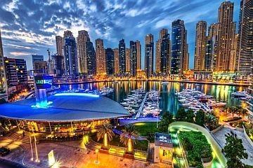 ОАЭ: За первые 3 месяца Дубай посетило 4.7 млн туристов