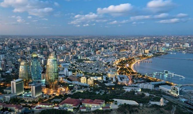Азербайджан гостеприимная