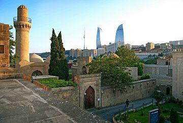 Азербайджан - каждый третий турист из России